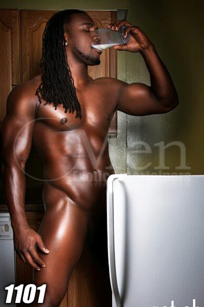 Black male stripper image 1101-1