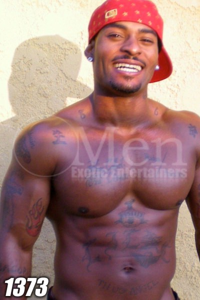 Black male stripper image 1373-1