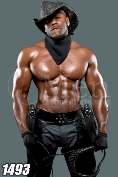 Black male stripper image 1493-1