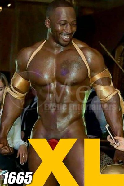 Black male stripper image 1665-1